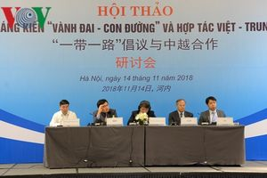 Trung Quốc quyết theo đuổi 'Vành đai và Con đường' bất chấp trở ngại