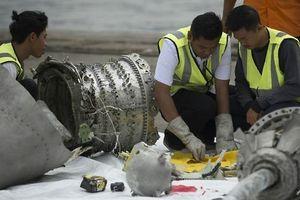 Boeing giấu thông tin về mẫu máy bay 737 MAX 8 của Lion Air bị rơi?