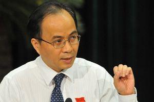 Kỷ luật khiển trách nguyên Phó Chủ nhiệm VPCP Lê Mạnh Hà