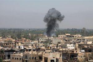 Liên quân do Mỹ dẫn đầu bác bỏ cáo buộc sử dụng bom chùm tại Syria