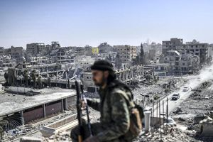 Mỹ chưa có ý định rút lực lượng khỏi Syria trong tương lai gần