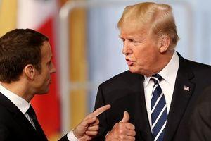 Tổng thống Macron: Pháp là đồng minh, không phải là chư hầu của Mỹ