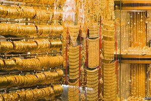 Giá vàng hôm nay 15/11: Vàng nhích tăng