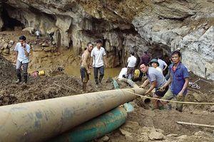 Đã tìm thấy thi thể nạn nhân cuối cùng trong vụ sập hầm vàng ở Hòa Bình
