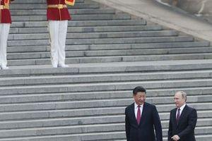 Lộ 'vết nứt' thân cận Nga-Trung, Mỹ có thể nhanh tay khoét sâu?