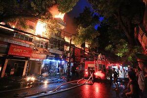 Nguy cơ cháy nổ tại các khu biệt thự sử dụng sai mục đích