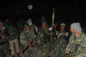 Phiến quân ở bắc Hama mất ngủ khi SAA mở rộng cuộc tấn công