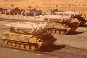 Ngắm dàn chiến lợi phẩm 'khủng' Israel thu được sau chiến tranh Trung Đông