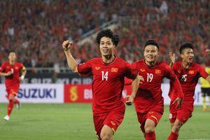 Công Phượng 'khai hỏa', tuyển Việt Nam đánh bại Malaysia tại Mỹ Đình