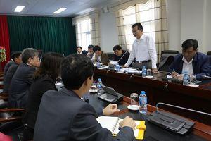 Lai Châu: Bàn bạc đề án thí điểm hỗ trợ bộ phận một cửa qua Bưu điện