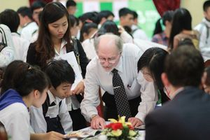 Giấc mơ 'xuất khẩu' giáo dục