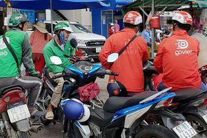 Thí điểm quản xe ôm công nghệ ở Hà Nội và TP.HCM?