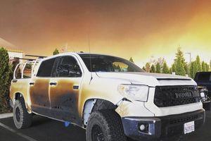 Y tá được tặng siêu bán tải nhờ cứu nhiều người khỏi hỏa hoạn