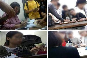 Sinh viên trường ĐH Công nghiệp Hà Nội đóng 1,9 triệu đồng chống trượt: Do lỗi từ Bộ GD&ĐT!