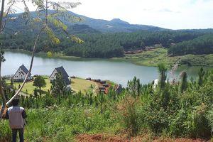 Tiếp bài 'Còn gì là danh thắng quốc gia hồ Tuyền Lâm?': UBND tỉnh Lâm Đồng yêu cầu xử lý nghiêm vi phạm