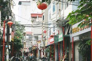 Sau thất bại của Lê Trọng Tấn, tuyến phố kiểu mẫu thứ hai của Hà Nội có thành công?