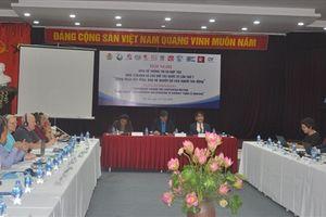 Chia sẻ thông tin và hợp tác giữa Tổng LĐLĐVN với các đối tác quốc tế