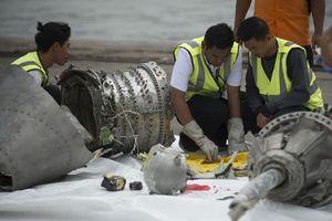 Gia đình nạn nhân vụ rơi máy bay Indonesia kiện hãng Boeing