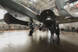 Nga tung bằng chứng J-20 vẫn không có cửa trước Su-57