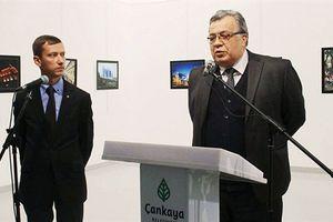 Ankara hoàn tất hồ sơ vụ ám sát Đại sứ Nga