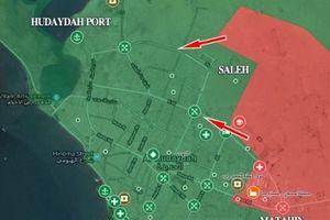 Quân đội SA bao vây Hodeidah: Cuộc chiến đẫm máu bắt đầu
