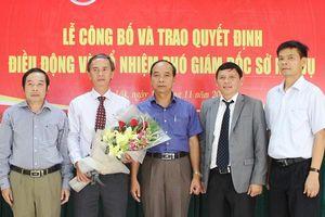 Nhân sự mới TPHCM, Bắc Ninh, Nghệ An, Đắk Lắk