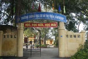 Thông tin mới nhất vụ cô giáo ở Hà Nội bị tố tát gãy răng học sinh
