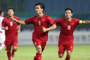 Đội hình ra sân của Việt Nam trước Malaysia: HLV Park thay đổi tuyến giữa?