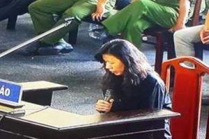Đường dây đánh bạc nghìn tỷ: Chị họ Phan Sào Nam bật khóc trước tòa