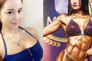 Mặt đẹp như 'thần tiên tỷ tỷ' nhưng 3 cô gái Hàn có cơ bắp khiến đàn ông phải sợ