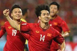 Kết quả AFF Cup 2018: Công Phượng rực sáng, Việt Nam hạ gục Malaysia