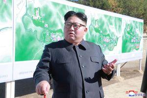 Lãnh đạo Triều Tiên thị sát thử nghiệm vũ khí mới
