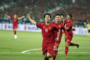 AFF Suzuki Cup 2018: Việt Nam thắng thuyết phục Malaysia