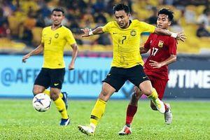 Malaysia đặt mục tiêu 1 điểm trước Việt Nam