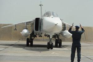 Không quân Nga tập trận ở Viễn Đông