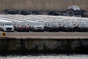 Châu Âu cảnh báo trả đũa thuế nhập khẩu ô tô của Mỹ