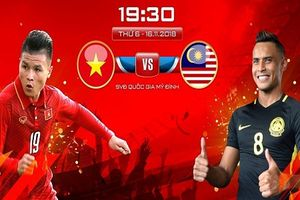 Nhận định đội tuyển Việt Nam - Malaysia: Chung kết của vòng bảng AFF Cup 2018