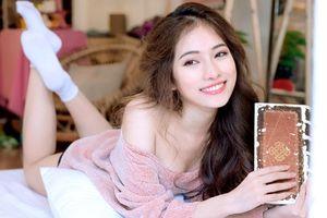 Gu thời trang sang chảnh của bạn gái mới Dương Khắc Linh