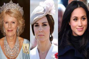 Bà Camilla khơi mào 'cuộc chiến ngầm' trong Hoàng gia Anh?