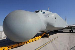 Cận cảnh 'mắt thần' cực dị của Không quân Chile