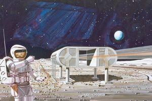 Chạy đua công nghệ Mặt trăng