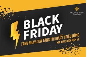 Khám phá lý do tín đồ làm đẹp nín thở chờ ngày Black Friday