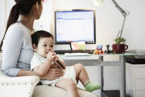 Những cách kiếm thêm thu nhập của các bà mẹ bỉm sữa?