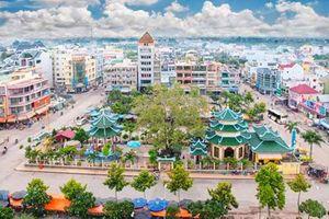 Chính phủ công nhận TP Châu Đốc hoàn thành nhiệm vụ xây dựng nông thôn mới