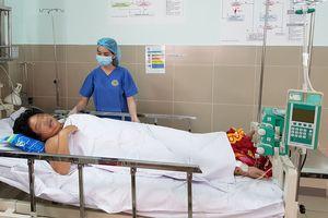 Bệnh viện quận cứu sống bệnh nhân bị đột quỵ tim