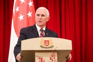 Phó tổng thống Mỹ: Biển Đông không phải của riêng ai