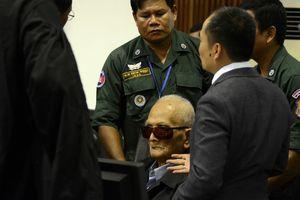 Thủ lĩnh Khmer Đỏ Nuon Chea, Khieu Samphan thêm án chung thân vì tội diệt chủng