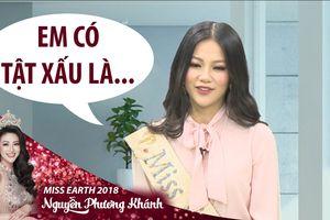 Hoa hậu Phương Khánh bật mí tật xấu đáng yêu