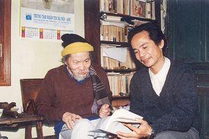 Bài thơ đầu tiên in trên Tiền Phong