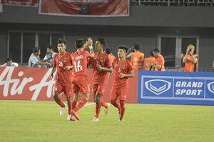 Kết quả AFF Cup 2018: Tuyển Lào thua ngược Myanmar